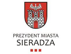 Logo Prezydent Miasta Sieradza