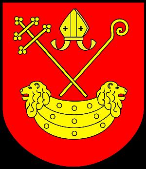 Logo Powiat Łaski