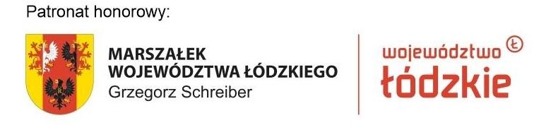 Logo Marszałek Województwa Łódzkiego