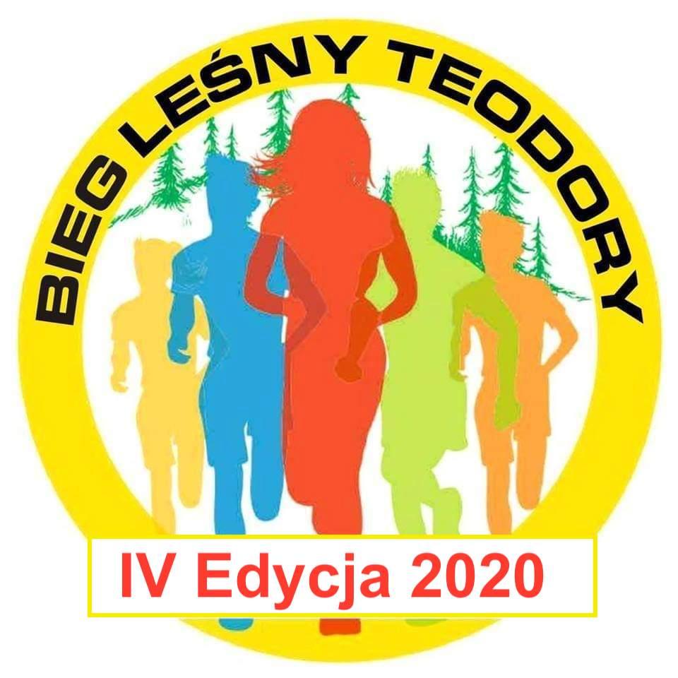 Logo Bieg Leśny Teodory