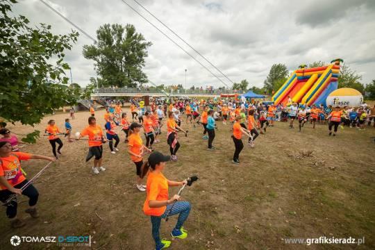 Sieradzki Pomarańczowy Dzień Sportu